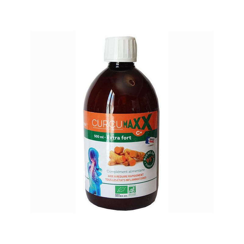 Curcumaxx bio 500ml Extra-Fort 95% 500 ml