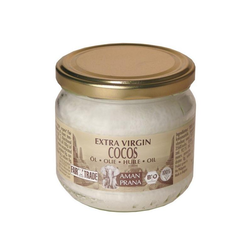 Huile extra vierge de Coco 325 ml