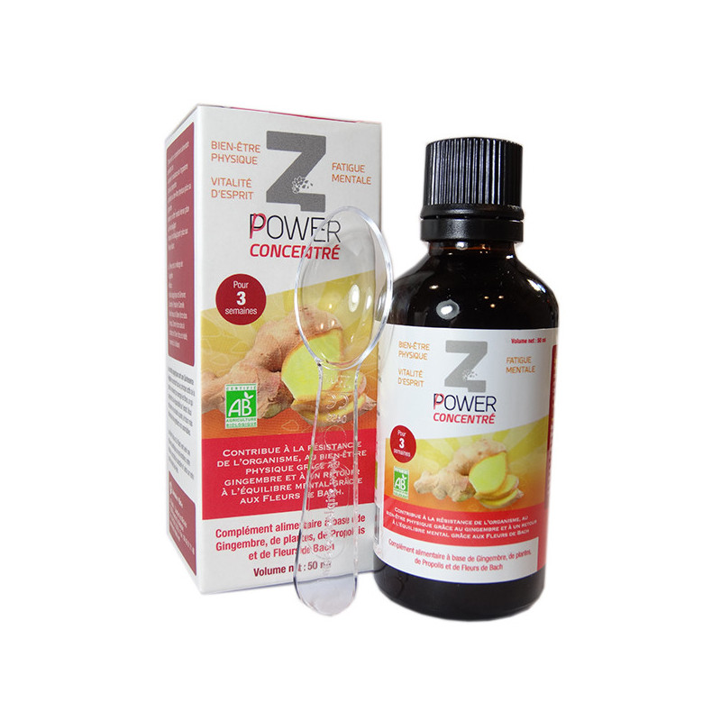 Z Power Tonus 50 ml Mint-e 50 ml