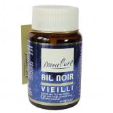 Ail Noir Vieilli 40 Gélules Essence Pure 1 boite de 40 gélules