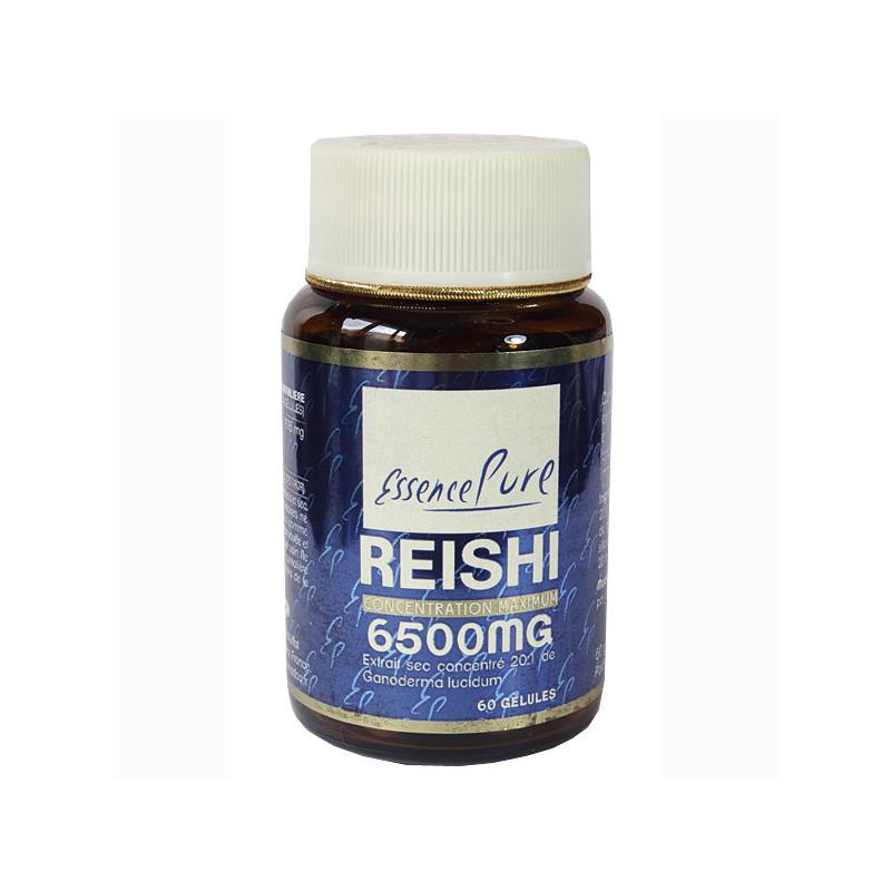 Reishi 6500 mg 60 gélules 1 boite de 60 gélules