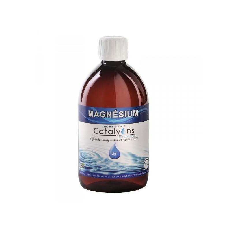 Magnésium  Catalyons 1 bouteille de 500 ml