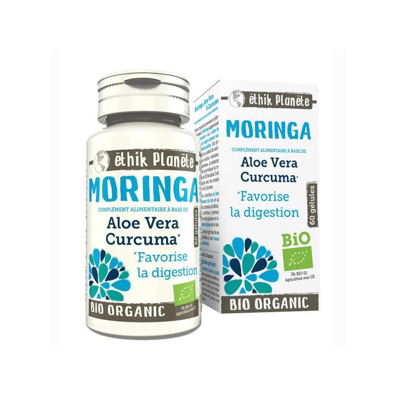 Moringa Transit - Mauve et Fenouil 1 boite de 60 gélules