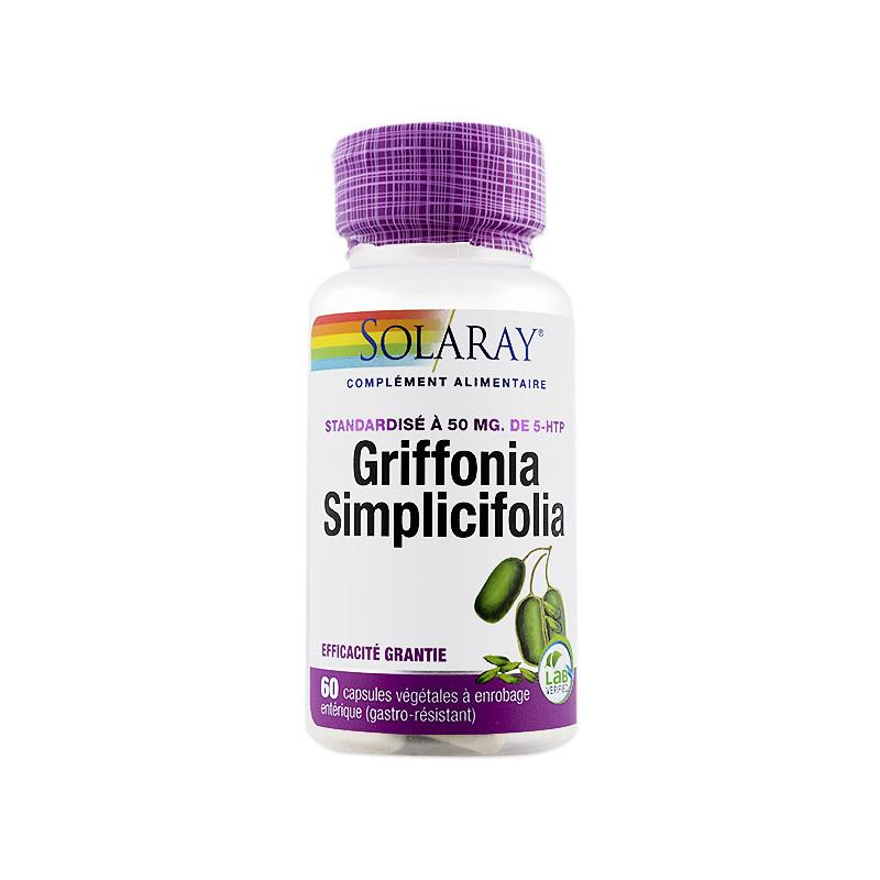 Avis Griffonia Simplicifolia - Le traitement de la dépression et de la dépression à l'hôpital Erasme.