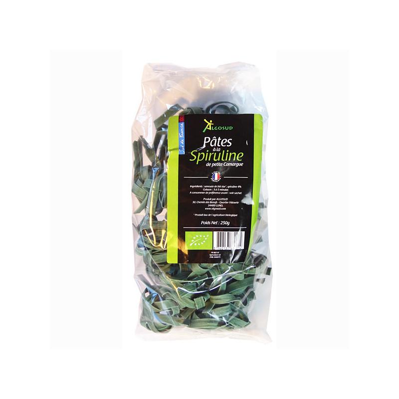 Pâtes Bio à la spiruline Algosud 1 sachet de 250 gr