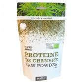 Protéine de Chanvre Purasana - 200 gr Sachet 200 gr Poudre