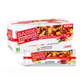 Barres Superfruits & Céréales Bio 30gr 1 barre de 30 gr