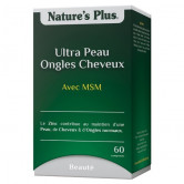 Ultra peau cheveux ongles MSM 60 comprimés