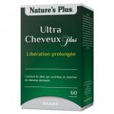 Ultra cheveux Plus Libération prolongée 60 comprimés