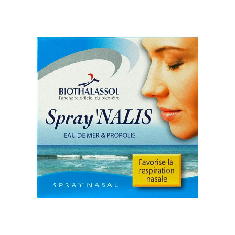 Spray Nalis 5 ampoules de 5ml