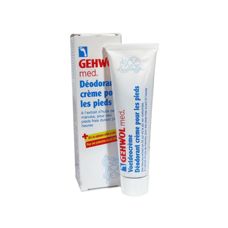 Déodorant Crème pieds Gehwol 75 ml 75 ml