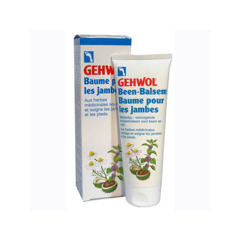 Gehwol baume pour les jambes 125ml  125 ml