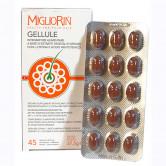 Migliorin perte des cheveux 45 gélules 1 boite de 45 gélules de 835 mg
