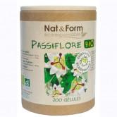 Passiflore Bio 200 gélules Nat & Form 200 gélules