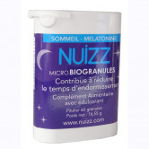 Nuizz Sommeil Microbiogranules 60 Microbiogranules