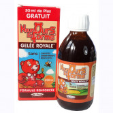Nounours en forme - Gelée Royale 250 ml 250 ml
