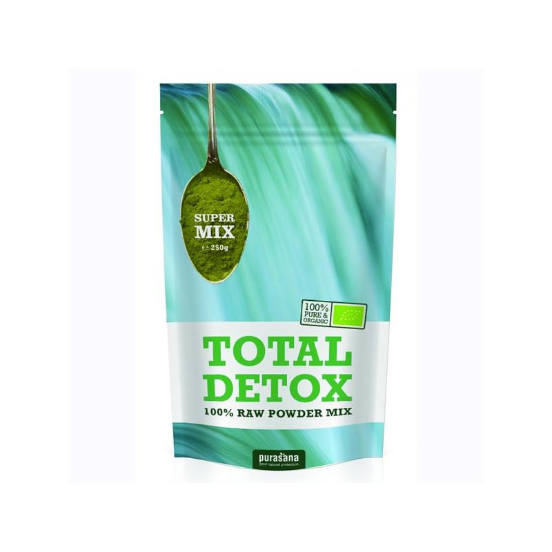 Total Detox Purasana - 250 gr Sachet 250 gr Poudre