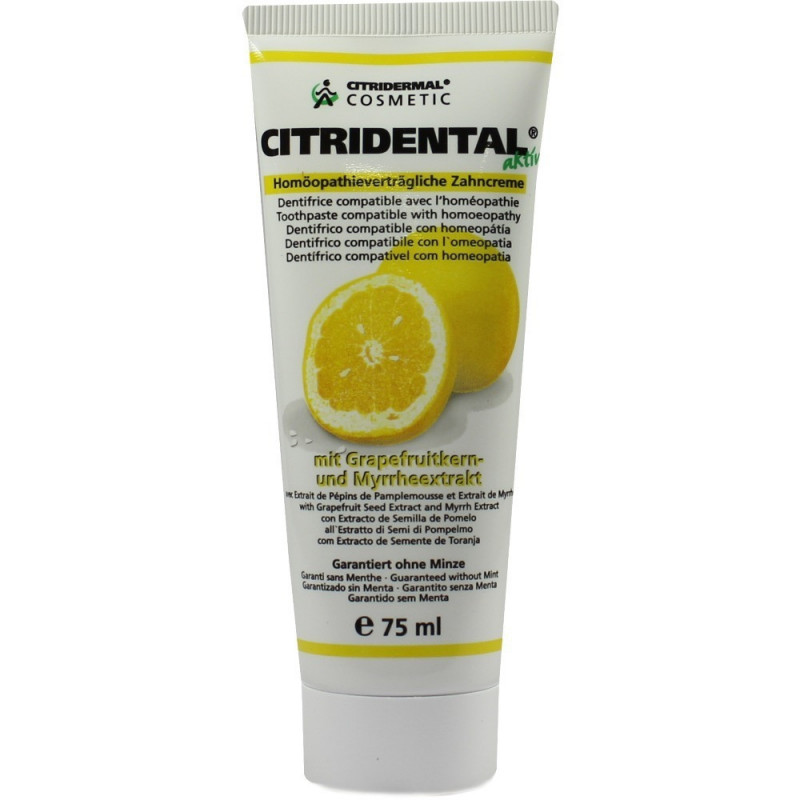 Citrobiotic Dentifrice Citridental 75ml