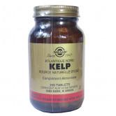 Kelp Iode naturelle Solgar 250 tablettes 250 comprimés