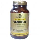 Cannelle Solgar 100 gélules 100 gélules