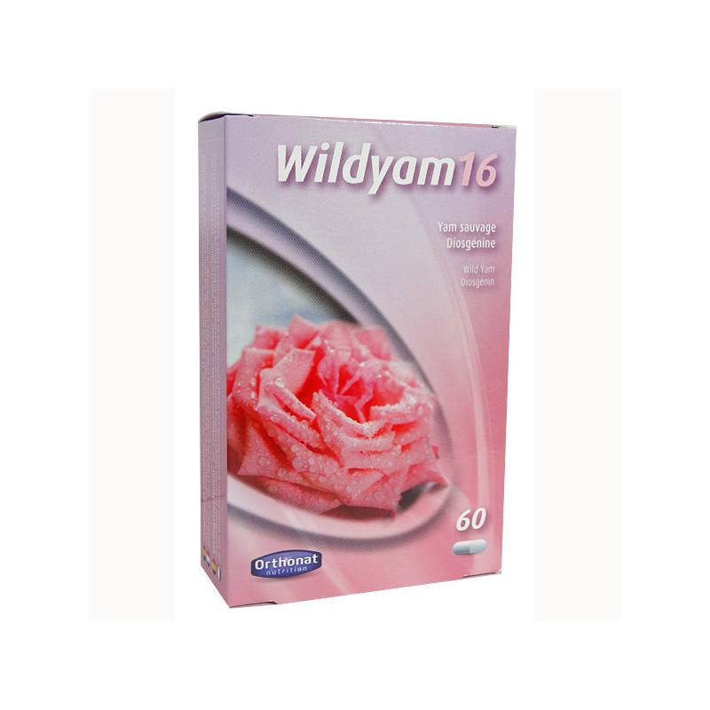 Wildyam 16 - 60 gélules Orthonat 60 gélules