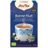 Yogi Tea Bonne nuit Bio 17 infusions 17 infusions