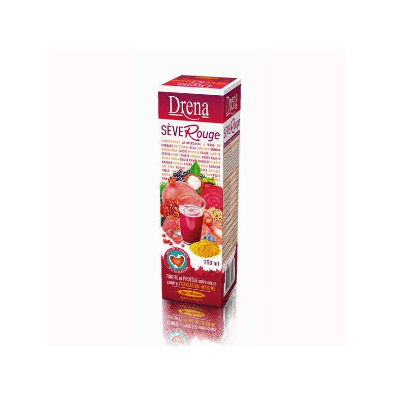 Drena Seve Rouge 250 ml 250 ml