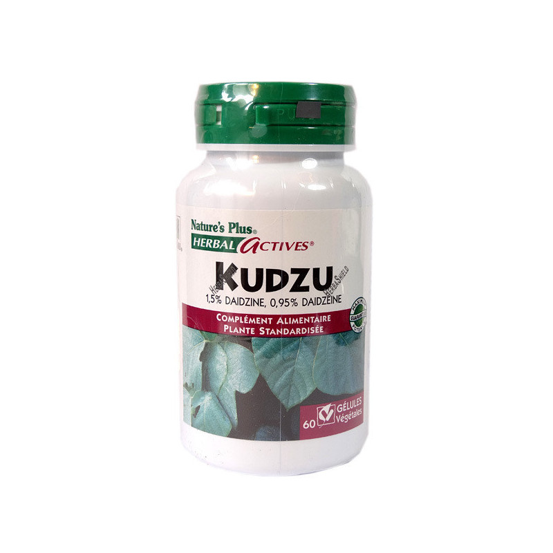 Kudzu Nature's plus 60 gélules