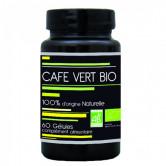Café Vert Bio 60 Gél. Aquasilice 60 Gélules