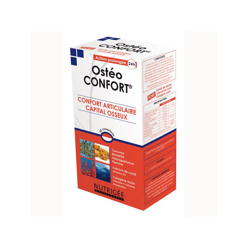 Ostéo CONFORT Nutrigée 60 comprimés