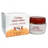 Crème Anti-rides au Venin d'Abeille