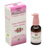 Huile Rose Musquée du Chili + rose de Damas Mosqueta's Flacon spray 30 ml