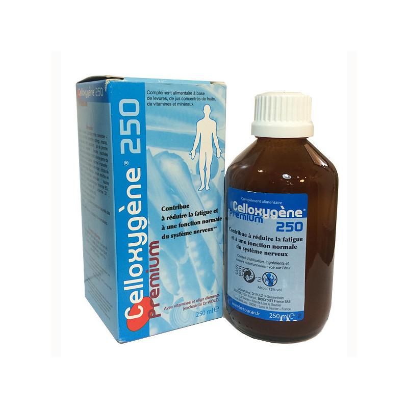 Celloxygène Premium 250 ml 250 ml
