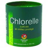 Chlorelle Flamant vert 180 gélules 180 gélules de 400mg