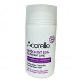 Déodorant peaux sensibles Acorelle 50 ml Roll'on 50 ml