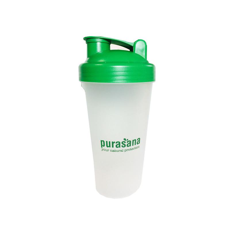 Purasana Shaker 600 ml Capacité 600 ml