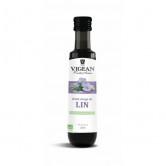 Huile vierge de Lin bio 250 ml Vigean 250 ml