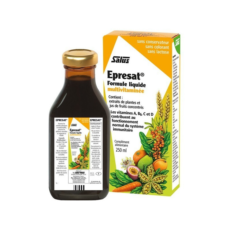 Epresat multi-énergie 250 ml Salus