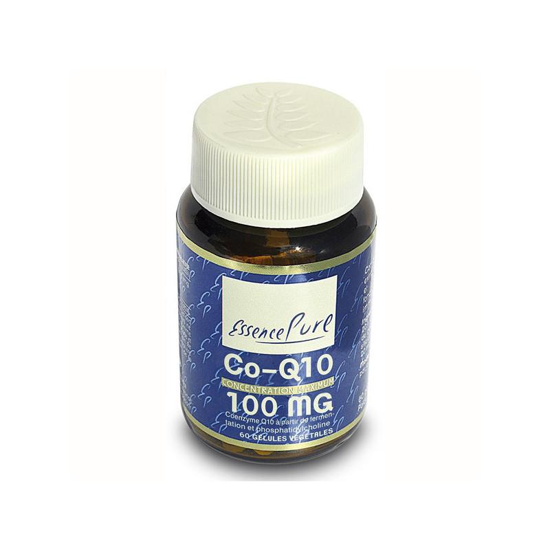Co-Q10 Kaneka 100 mg Essence pure 60 gélules dosées à 100 mg