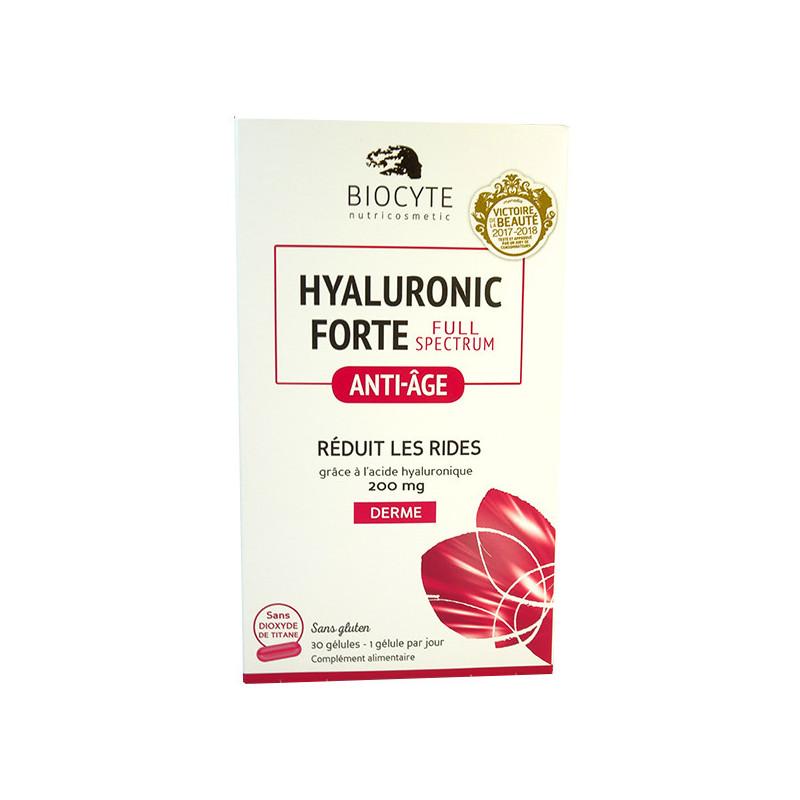Hyaluronic forte Full Spectrum 30 gélules 30 gélules