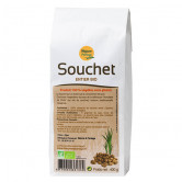Souchet entier Bio sachet 400 gr Nature et Partage Sachet craft de 400 gr
