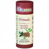 Trimada élimination des graisses 60 gélules Ayur-Vana 60 gélules végétales de 429 mg