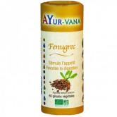 Fenugrec Bio 60 gélules Ayur-Vana 60 gélules végétales de 590 mg