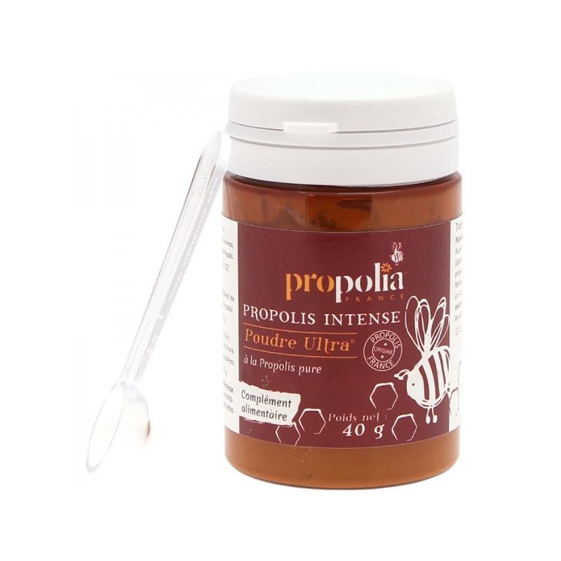 Propolia - Propolis poudre Ultra 40 gr Pot de 40 gr