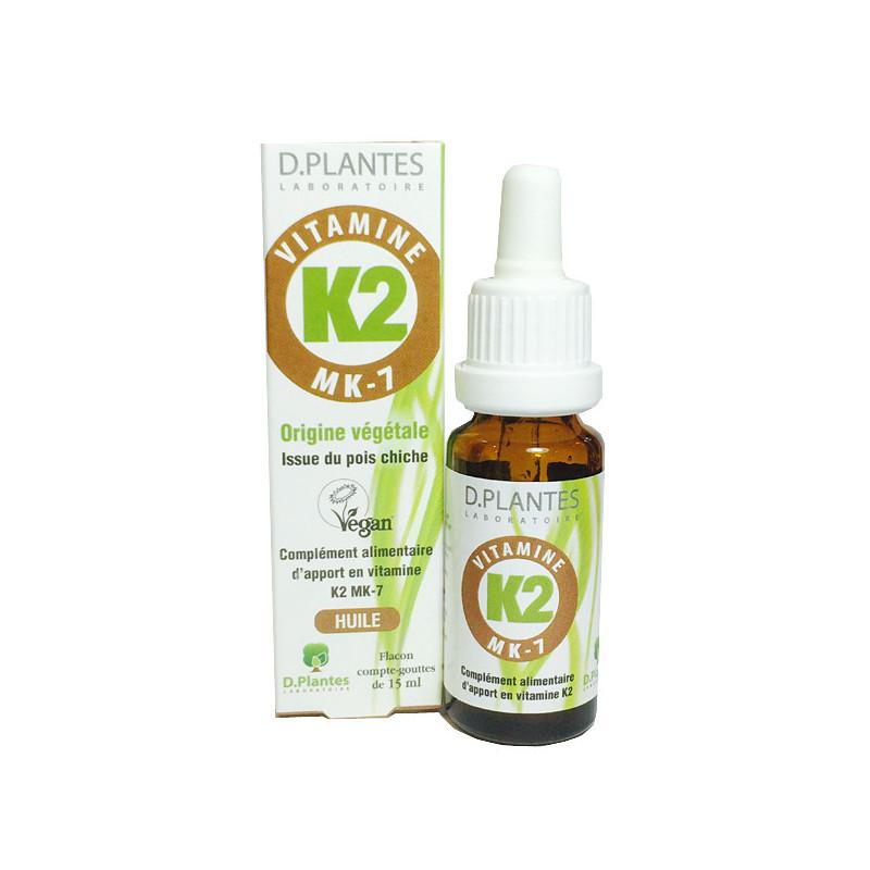 Vitamine K2 - MK7 D.Plantes 15 ml