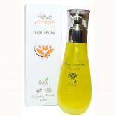 Rêve d'Ambre - Huile sèche 100 ml - Dulcis Flacon 100 ml