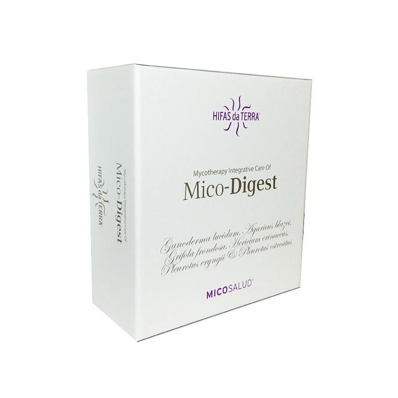 Mico-DIGEST Hifas da Terra - 30 jours Coffret 30 fioles + 30 gélules (cure d'1 mois)