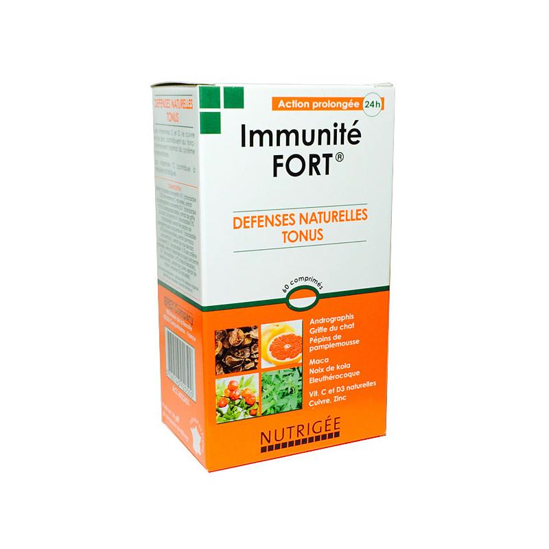 Immunité Fort Nutrigée 30 comprimés