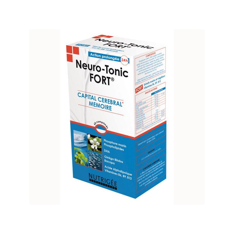 Neuro-Tonic Fort® Nutrigée 60 comprimés