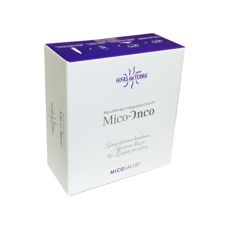 Mico-Onco Hifas da Terra - 30 jours Coffret 30 fioles + 30 gélules (cure d'1 mois)